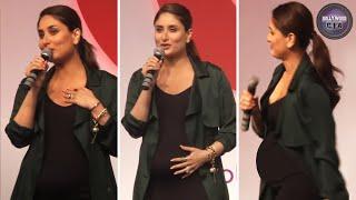Pregnant Kareena Kapoor gets EMOTIONAL over her baby