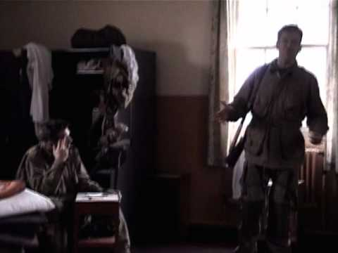 Ron Livingston's Band of Brothers Video diary: Part 3/12
