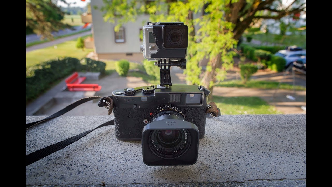 Leica M4P Basel Switzerland, Streetphotography M4-P GoPro, Sony A7