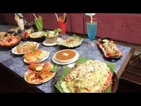  Pune   Saffron Vegetarian serves Finger licking Vegetarian food  Fusion Food   Food Diaries 