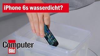 iPhone 6S im Härtetest: Ist es wasserdicht?