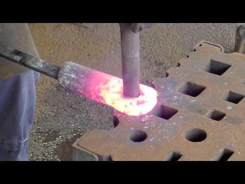Travaux de forge Février 2011