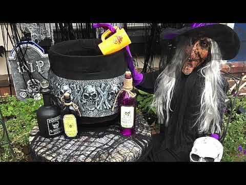 Thompson Street in Bordentown Goes All Out for Halloween with Witch Theme - Behind the Scenes
