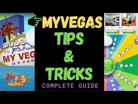 MyVegas App Tips & Tricks   Free Rewards Guide 2020