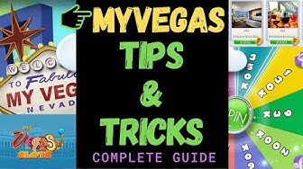 MyVegas App Tips & Tricks   Free Rewards Guide 2020