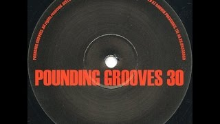 Pounding Grooves - Untitled ( Pounding Grooves 30 - A1 )