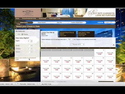 Tips on using Hotel Comparison Website