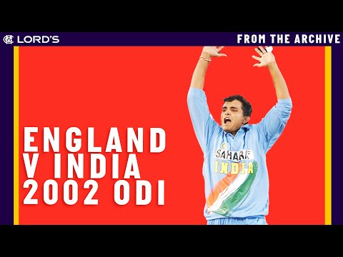 Sourav Ganguly relives India's 2002 ODI final win | Lord's Rewind