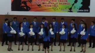 Paduan Suara Mahasiswa UKI-Paulus Makassar (PSM UKIP)