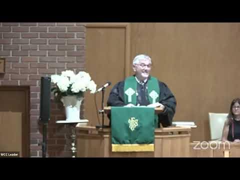 Sermon - September 19, 2021