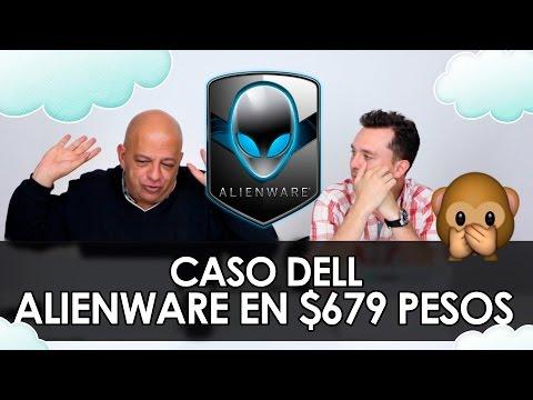 Alienware en 679 Pesos. Caso Dell - #LaNube con @jmatuk y @japonton