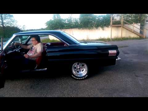 """1964 Ford Falcon 302+6-71 blower """" pro Street """" - YouTube"""