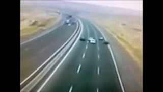 Deadly car crashes . Traffic collision compilation