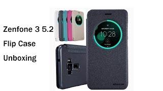 видео Чехол для Asus Zenfone 3 ZE552KL