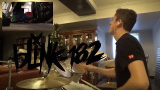 Download lagu Blink 182 All The Small Things Drum Cover AGR4 MP3