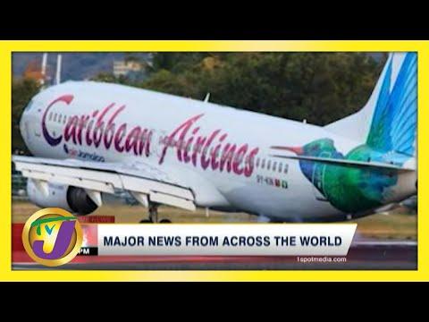 Major News from Across the World   TVJ News