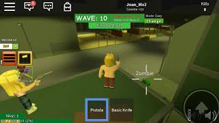 Is it the end of the zombie apocalypse world in roblox,overbibire?