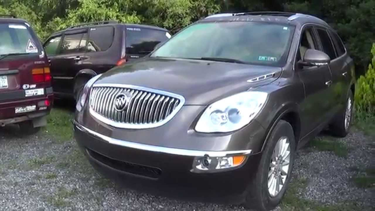 12 Buick Enclave Intermittent No Power Dtcs Youtube Main Fuse Box For 2010