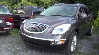 '12 Buick Enclave: Intermittent no power, no DTCs