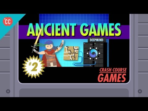 Ancient Games: Crash Course Games #2