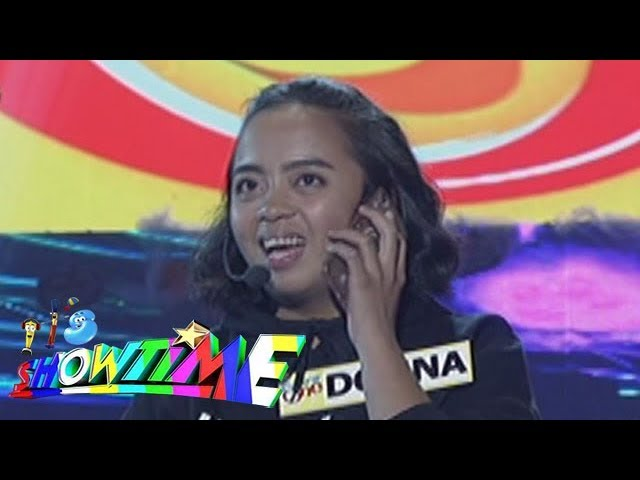 It's Showtime Funny One: Donna Cariaga | Semifinalist