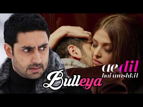 Abhishek Bachchan REACTS To Aishwarya-Ranbir's BULLEYA HOT Chemistry