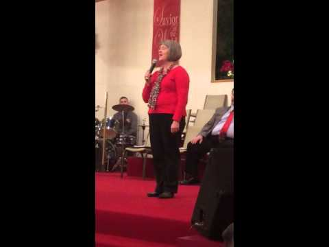 """Breath of Heaven"", Susan Griffin, Christmas Eve (clip)"