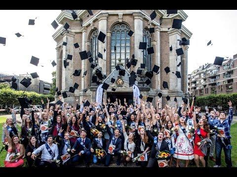 Graduation Ceremony Class 2015 - BA International Studies - Leiden University