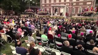 PHÓNG SỰ ĐẶC BIỆT: Những thông điệp từ Đức Giáo Hoàng Francis tại Hoa Kỳ