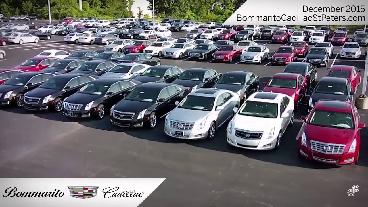Bommarito Cadillac December Offers Sps Youtube