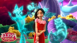 thats your spirit guide music video elena of avalor disney junior