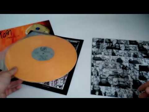 Выпуск №81. Korn – Issues(Vinyl, LP, Album, Limited Edition, Numbered, Reissue, 180 Gram)