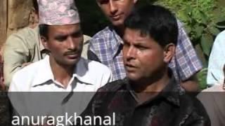 NEPALI TEEJ SONG .....KARIMA HO HAMRO BY YAMLAL KHANAL PALUKHA -9 GULMI