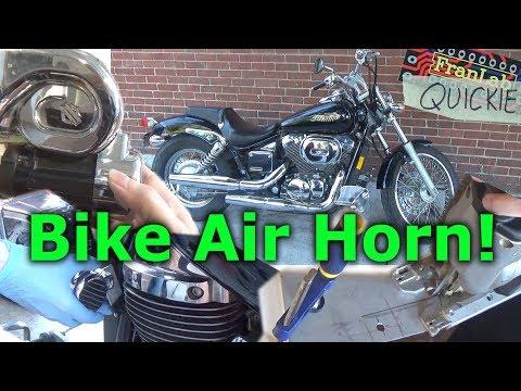 Bike Air Horn!