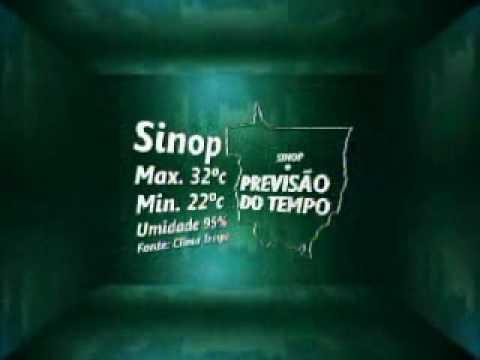 PREVISÃO DO TEMPO 26-03 JORNAL DE MATO GROSSO