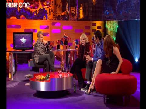 Joan Rivers jokes about Angelina Jolie - The Graham Norton Show preview - BBC One