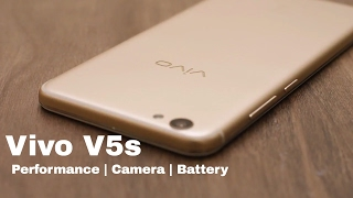 Vivo V5s review in Hindi, performance, camera and battery
