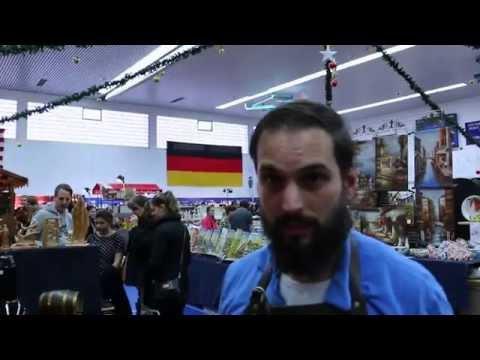 Stuttgart Winter Market 2015 - Opening Day