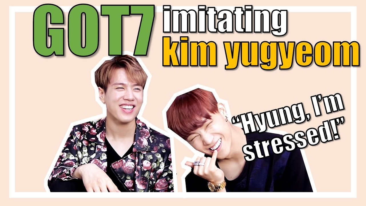 Download GOT7 IMITATING YUGYEOM