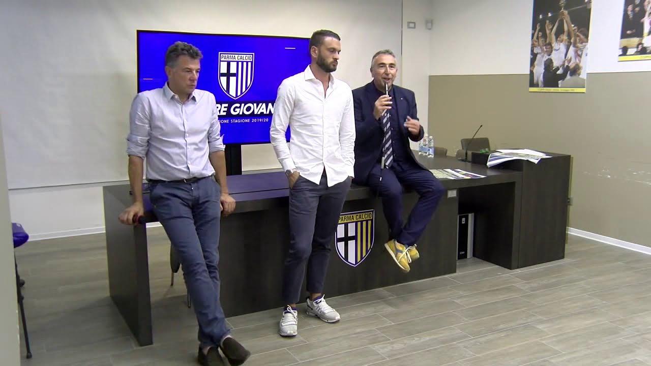 Presentazione Matteo Piraccini, Mental Coach Primavera ed Under 17 Parma  Calcio