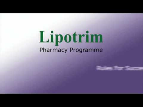 Lipotrim UK Pharmacy Programme revised tutorial