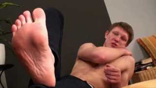 Roman Koroza Feet