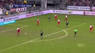 Hele wedstrijd! Fc Utrecht 3-0 Ajax