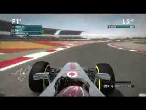 F1 2012 New Delhi-India  Race