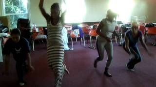 Ce Ce Winans I promise (wedding song) rehearsal