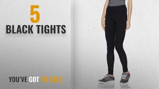 Top 10 Black Tights [2018]: Puma Women's Sports Leggings