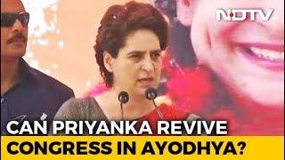 """""""PM Tours World, No Time To Visit Villages In Varanasi"""": Priyanka Gandhi"""