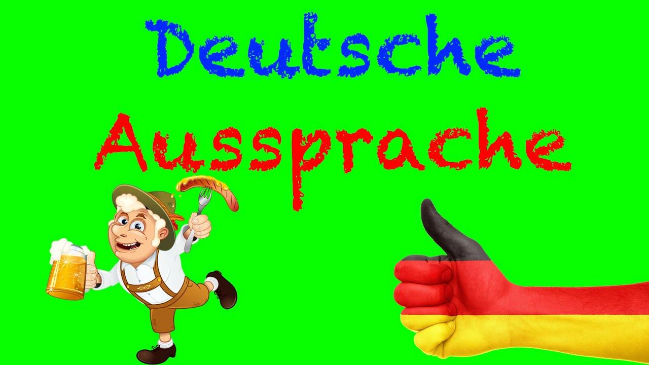Deutsche Für Anfänger Lernen Deutsche Aussprache Von R R X