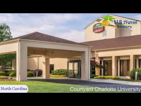 Courtyard Charlotte University Research Park - Charlotte Hotels, North Carolina