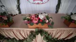 Студия BunnyBride: оформление свадьбы в Дмитрове